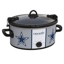 6 Qt. NFL Cook & Carry™ Slow Cooker