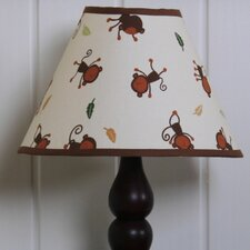 "7"" Polyester / Cotton Empire Lamp Shade"