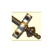"""Inspiration 28.5"""" Stair Rod Set with Urn Finials"""