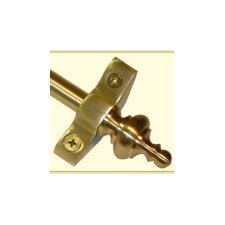 """Inspiration 36"""" Stair Rod Set with Urn Finials"""