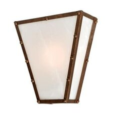 Rogue River Ranch Vegas 1 Light Wall Sconce