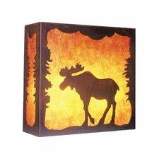 Moose 2 Light Wall Sconce