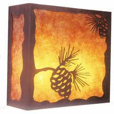 Pinecone 2 Light Wall Sconce