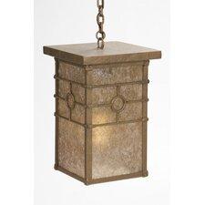 Historic California 1 Light Outdoor Hanging Lantern