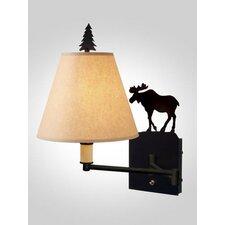 Moose Swing Arm Wall Lamp