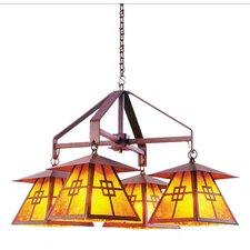 Prairie 4 Light Chandelier
