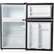 2.2 cu. ft. Compact Refrigerator with Freezer