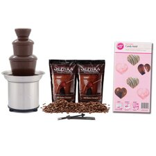 Select 4 Piece Milk Chocolate Party Package by Sephra