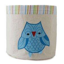 Funny Friends Owl Toy Storage Bin