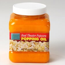 Real Theater Popcorn Popping Oil (Set of 3)