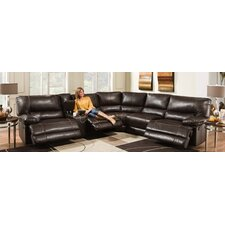 Bane Power 6 Piece Sectional Recliner Sofa