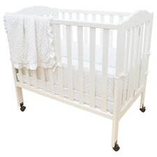 Heavenly Soft 3 Piece Crib Bedding Set
