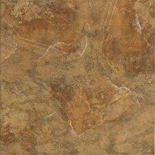 """Imperial Slate 12"""" x 12"""" Ceramic Field Tile in Tan"""