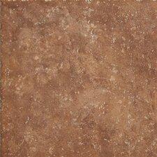 "Walnut Canyon 13"" x 13"" Porcelain Field Tile in Cream"