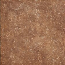 """Walnut Canyon 13"""" x 13"""" Porcelain Field Tile in Umber"""