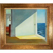 Rooms by the Sea Canvas Art by Edward Hopper Modern