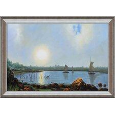 Heade York Harbor Coast of Maine Canvas Art