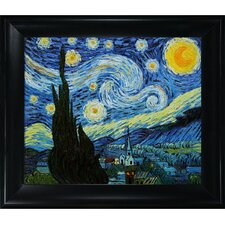 Van Gogh Starry Night Canvas Art