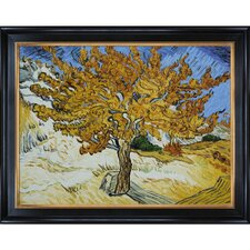 Van Gogh The Mulberry Tree Canvas Art