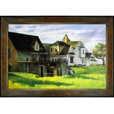 Hopper Cape Cod Afternoon Hand Painted Oil on Canvas Wall Art