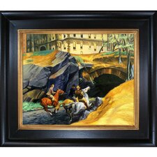 Bridle Path, 1939 by Edward Hopper Framed Painting Print