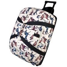 Good Times Horse Dreams Rolling Duffel Bag