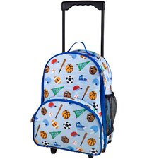Olive Kids Game On Rolling Backpack