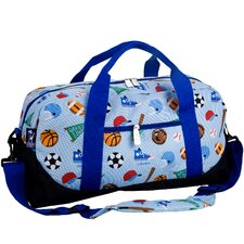 "Olive Kids Game On  Overnighter 18"" Weekender Duffel"