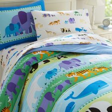 Olive Kids Endangered Animals Comforter Set