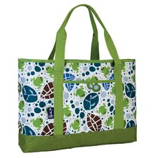 Ashley Lily Frogs Tote Bag