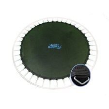 "Jumping Surface for 14' Trampoline with 96 V-Rings for 8.5"" Springs"