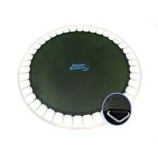 "Jumping Surface for 12' Trampoline with 72 V-Rings for 5.5"" Springs"