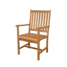 Wilshire Dining Arm Chair