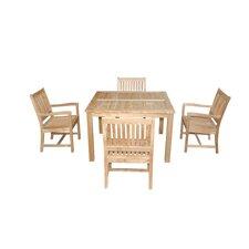 Windsor 5 Piece Dining Set