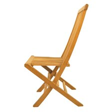 Classic Folding Dining Side Chair