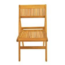 Windsor Folding Dining Side Chair (Set of 2)