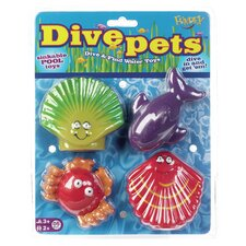 Dive Pets Pool Toy