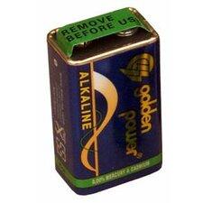9 Volts Alkaline Battery (Set of 3)
