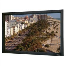 Cinema Contour Rear Projection Fixed Frame Projection Screen
