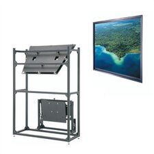 Thru-the-Wall Rear Projection