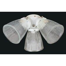 3 Light Ceiling Fan Light Kit
