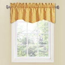"Lovely Lattice 50"" Curtain Valance"