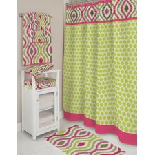 Optic Delight Shower Curtain
