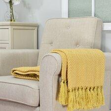 Luna Chenille Fashion Throw Blanket