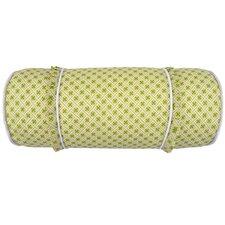 Emma's Garden Cotton Bolster Pillow