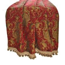 China Art Fabric Shantung Throw