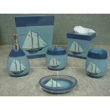 Fair Harbor 6 Piece Bathroom Accessory Set