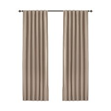 Fresno Blackout Single Curtain Panel