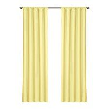 Kids Microfiber Single Curtain Panel