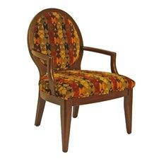 Fabric Arm Chair